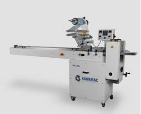 Packaging Machine PK-100 - Type FLOW-PACK
