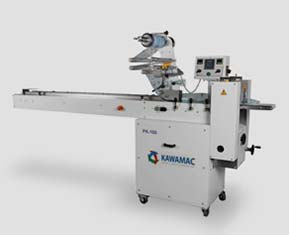 Packaging Machine PK-200 - Type FLOW-PACK