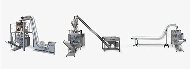 Máquina Embaladora Vertical VK-500